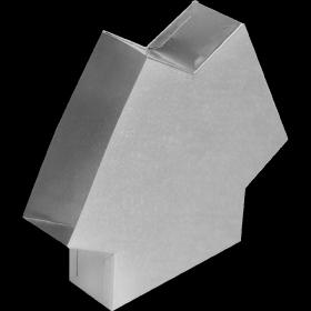 Trójnik kanałowy płaski 150x50 mm