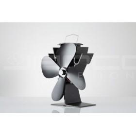 Termowentylator do piecyków napędzany ciepłem